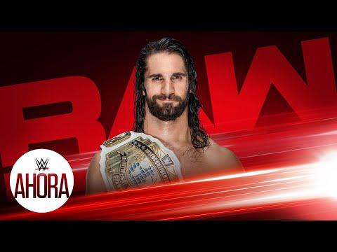 5 cosas que tienes que saber antes del Raw de esta noche: WWE Ahora
