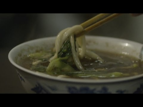 Bourdain: Shanghai makes NYC look like the 3rd world (Anthony Bourdain Parts Unknown)