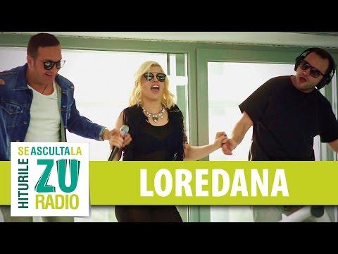 Loredana - Trandafir de la Moldova (Live la Radio ZU)