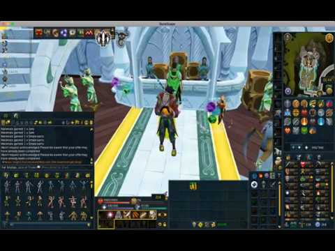 26M/HR Gold + 600k/HR Exp Herblore Money Making Method! Runescape 2017