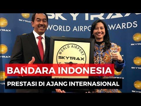 Bandara Di Indonesia Masuk 10 Peringkat Terbaik Di Dunia