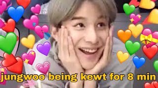 Video jungwoo being cute for 8 minutes   jungwoo cute/funny compilation download MP3, 3GP, MP4, WEBM, AVI, FLV Oktober 2019