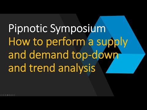 Pipnotic supply and demand top-down and trend analysis