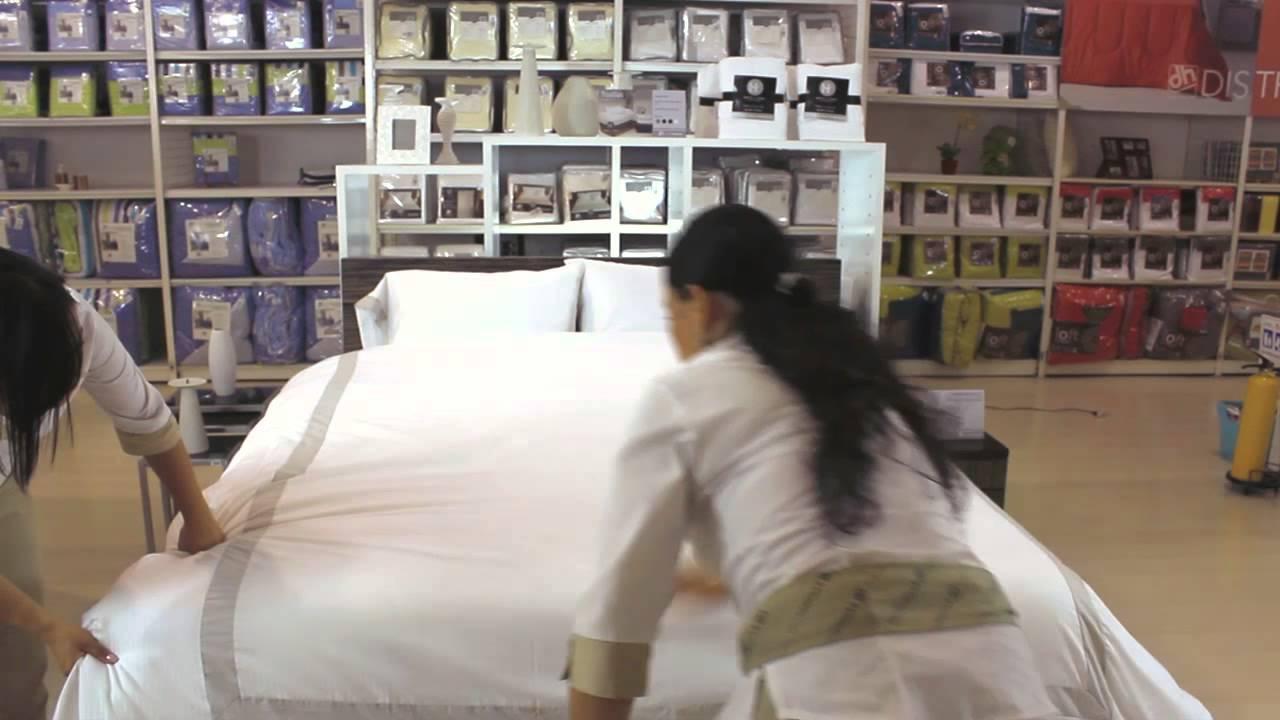 tender cama con estilo hotelero  YouTube