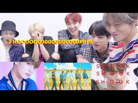 [Crack] BTS reacts to BTS: DNA