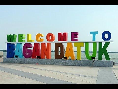 Bagan Datok Perak now become world tourist spot.