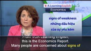 Phát âm chuẩn - Anh ngữ đặc biệt: China Global Economy (VOA)
