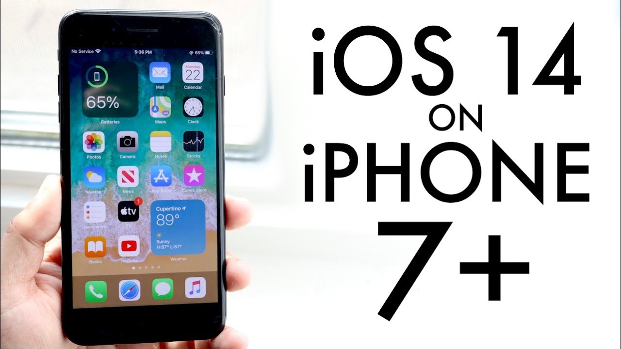iPhone 1 Plus On iOS 1! (Review)