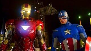 Top 10 Greatest Avengers Scenes [MCU Movies]