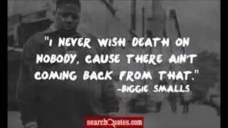 Notorious B.I.G - When I Die [2015] W/ Lyrics
