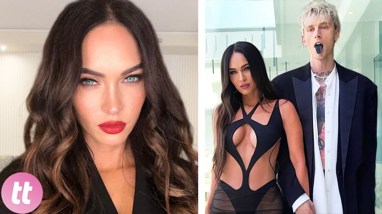Megan Fox and Machine Gun Kelly's Relationship Is Exactly How ...