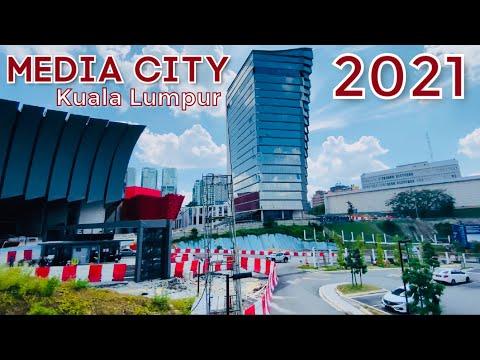 [4K Walk] MEDIA CITY Kuala Lumpur (Malaysia)