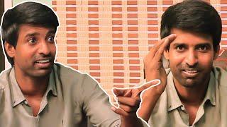 Soori shares his funny moments with Vijay, Ajith & Sivakarthikeyan! | US 75