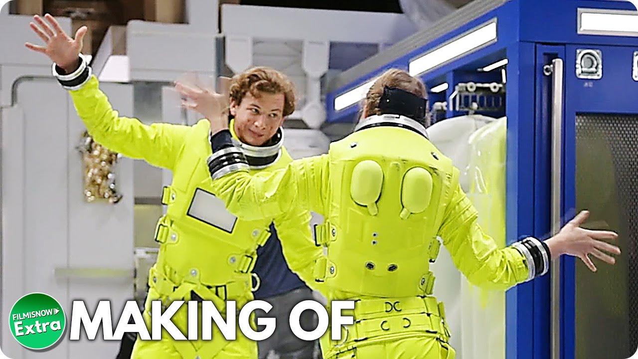 Download VOYAGERS (2021) | Behind the Scenes of Tye Sheridan Sci-Fi Movie