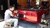 I Love Corvettes So I Spent 30 Hours Restoring One That Sat Outside For 8 Years. DIY C5 Restoration.