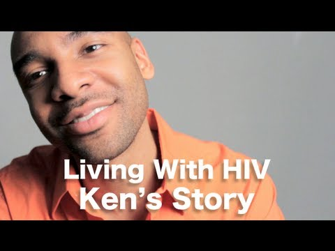 Living With HIV - His Diagnosis Story on KirstyTV