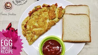Masala Omelet Recipe // Tasty And Amazing Egg Omelet Recipe // BY PREETI SEHDEV