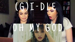 Baixar (G)I-DLE - OH MY GOD M/V | REACTION