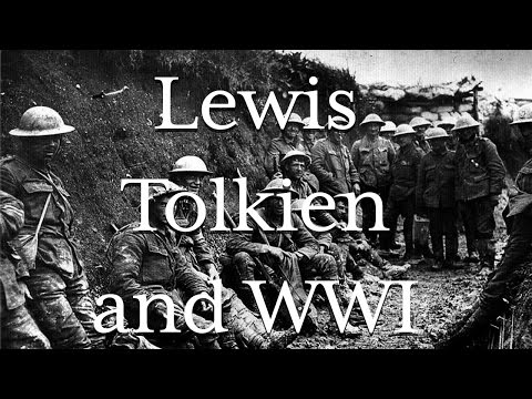 Lewis and Tolkien: War, Fantasy, and Modernism