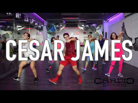 Ponteme  - Jenn Morel by Cesar James Zumba Cardio Extremo Cancun