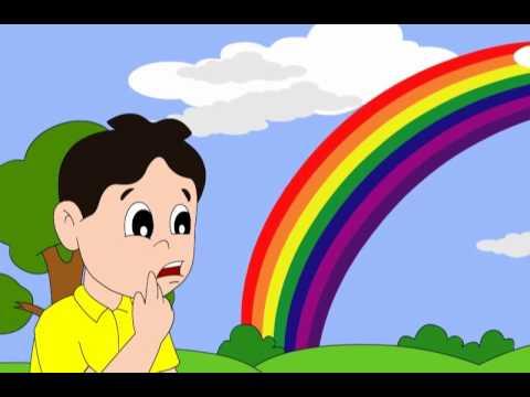 Colourful Rainbow (Hindi)