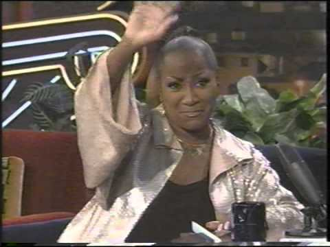 Patti LaBelle - Call Me Gone - Tonight Show Interview + Performance