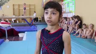 Турнир по спортивной гимнастике в Анапе