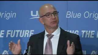 connectYoutube - United Launch Alliance and Blue Origin Announce Partnership To Develop New American Rocket Engine