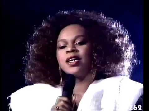 Deniece Williams 1984 Black Butterfly