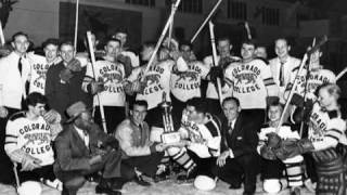 A Tribute to CC's 1950 National Championship Hockey Team