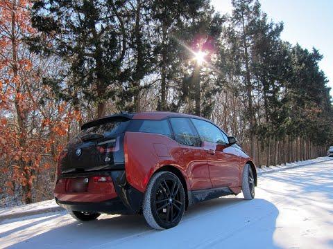 BMW I3, две зимы и 150 000 км