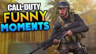 COD MWR Funny Moments - Last Stand, Killcams, Nade Spots! (MWR Funny Moments)