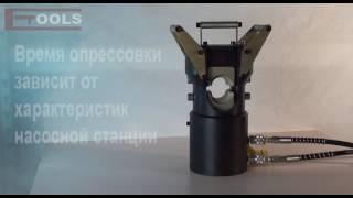 PGA-100™ gidravlik Press-100 tonna - rebar va elektr uzatish liniyalari, deb tel crimping ETOOLS