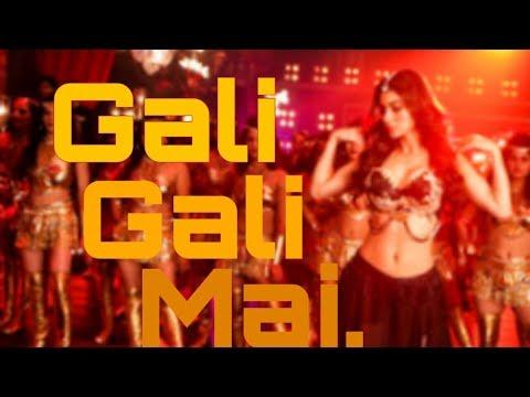 KGF || Gali Gali || Mein Phirta Hai || WhatsApp Status Video 2019