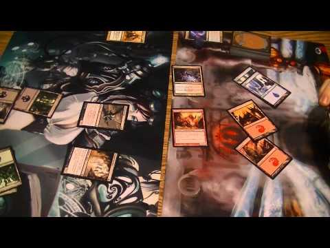 Dueling Video: Magic: the Gathering Izzet Vs. Golgari Duel Decks
