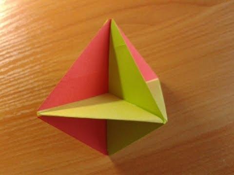 Origami Modular Spinner