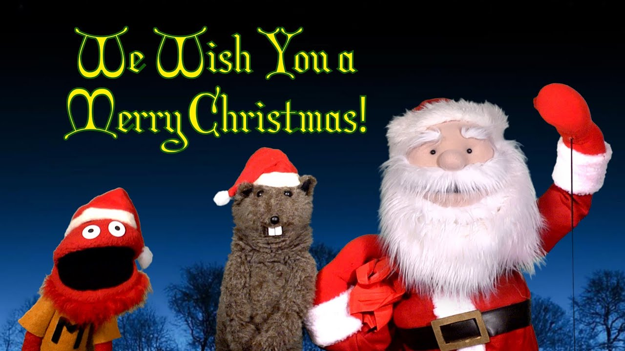 Glove and Boots: We Wish You a Merry Christmas - YouTube