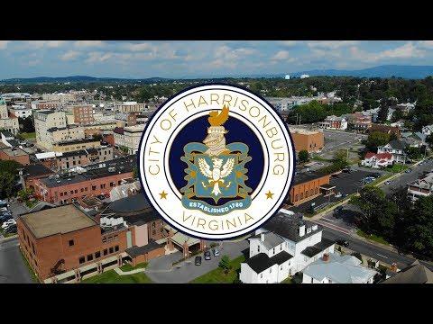 City Of Harrisonburg, VA New Branding