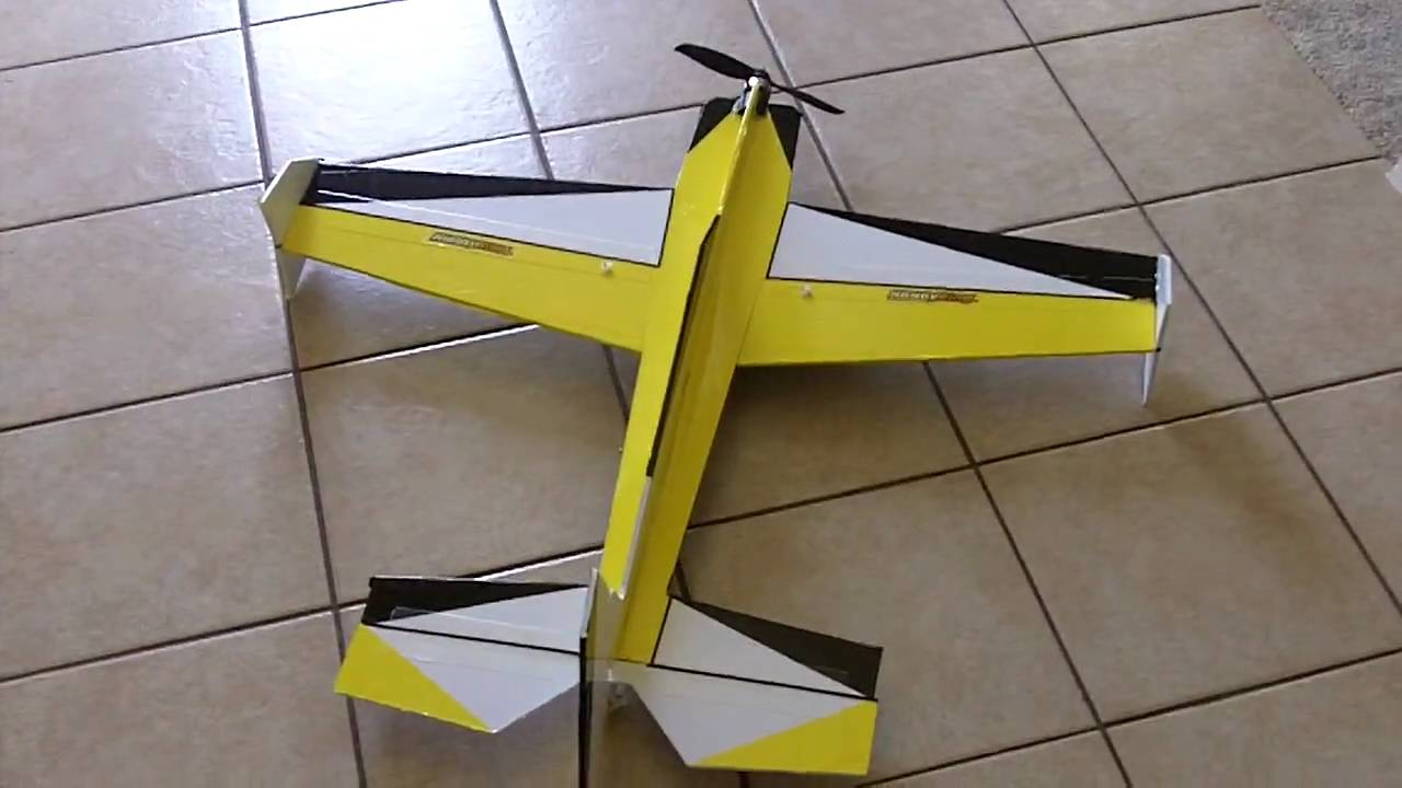 300 Extra 3D RC Plane