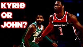 KYRIE IRVING or JOHN WALL?