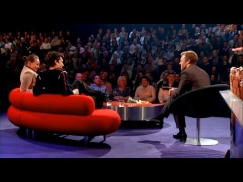 Graham Norton  2007S1xE2 Orlando Bloom, Samantha Mortonpart 1