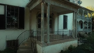 Abandoned Plantation with a dark an Evil basement (gave me the shivers)