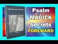Master book of Psalms Foreward