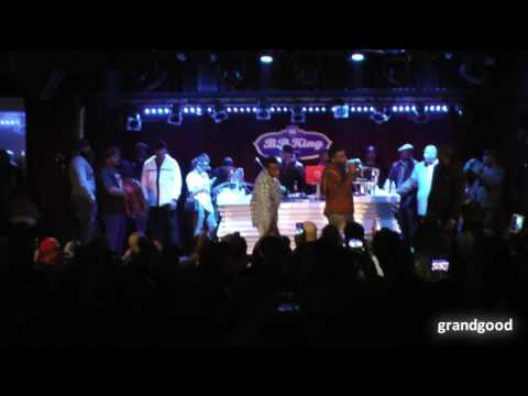 Big Daddy Kane - Warm It Up, Kane, Live at Juice Crew Reunion Show (12.29.2016)