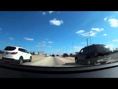 I-4 West Through Downtown Orlando 2/25/2016