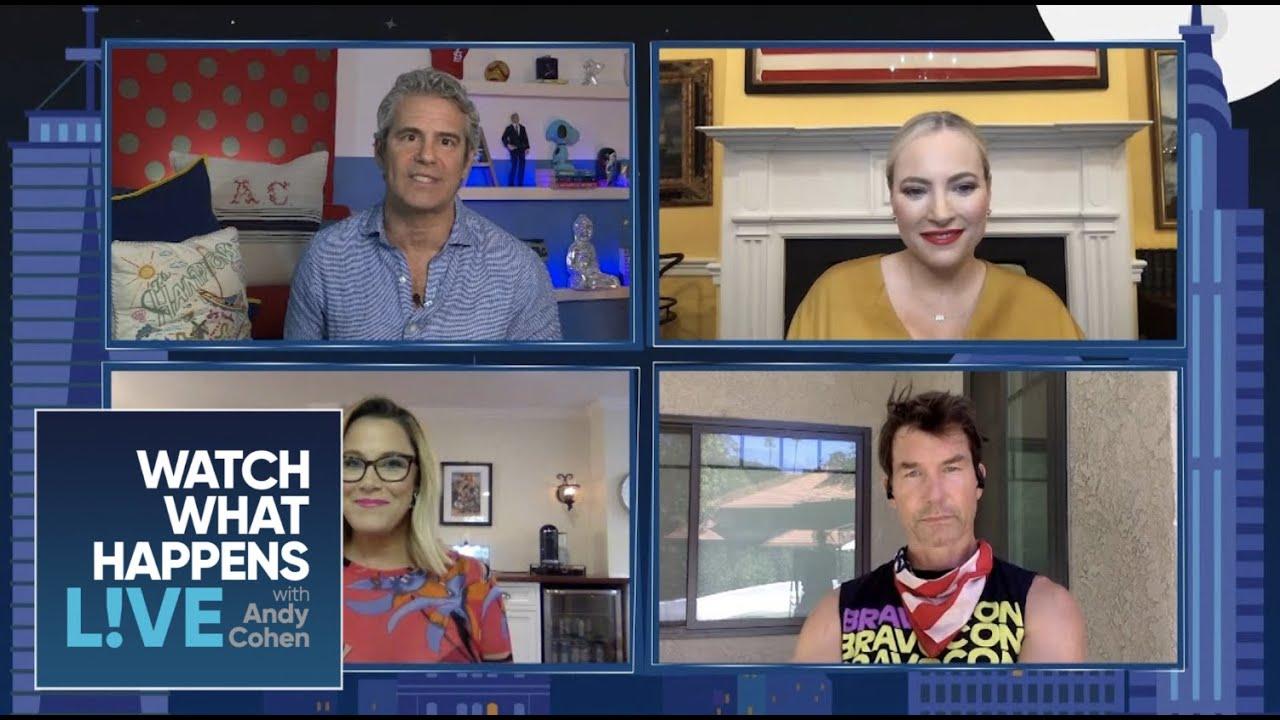 After Show: Meghan McCain's VP Pick for Joe Biden is Tammy Duckworth | WWHL