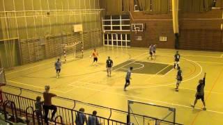 Futsal Superliga 24.11.2012 Budweiser vs Prawnicy OIRP 11:4 (4:1) part3