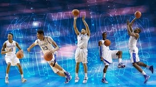 Kentucky Basketball: BEST PLAYS of the CALIPARI ERA (2010-2016)