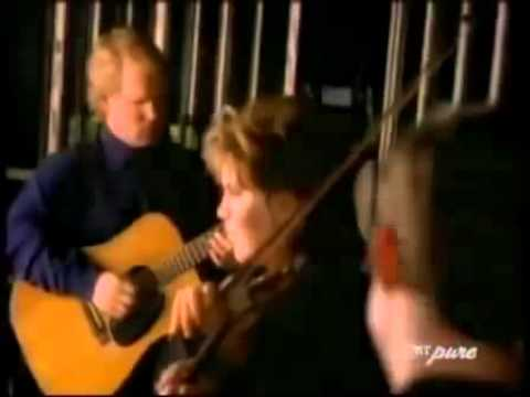 Alison Krauss and Union Station   Baby, Now That I've Found You Music Video