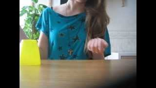 Cup song tutorial italiano